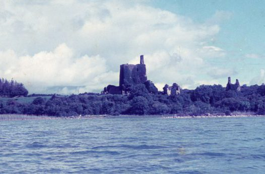 Castle Burke, August 1975 by Jonathan Shackleton