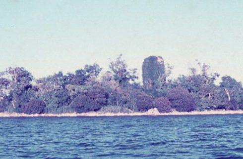 Castle Hag Island, August 1975 by Jonathan Shackleton