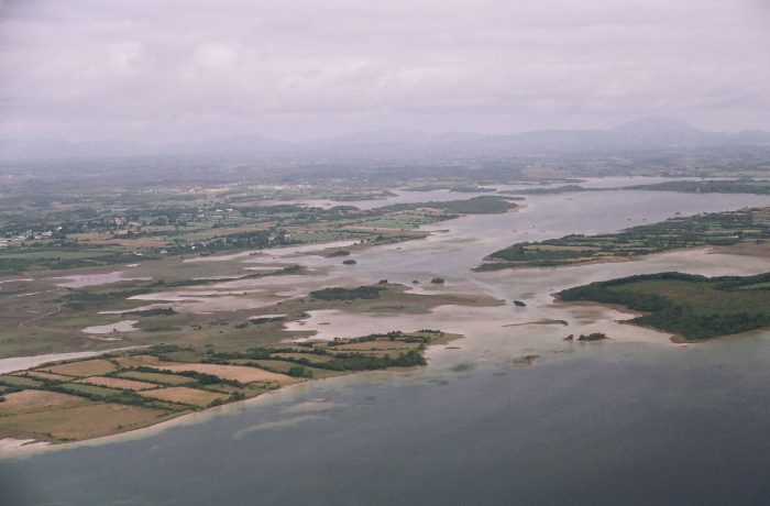 Kilkeeran Peninsula, Passage North to South Basin (2004) By Lynda Huxley