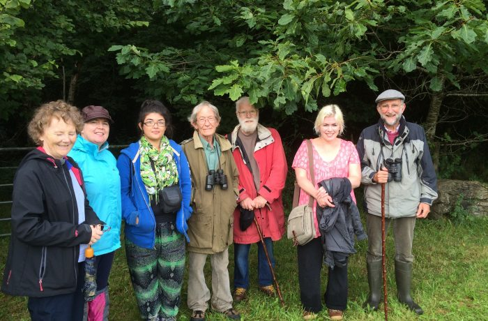 Heritage Week walk at Doon Peninsula August 2016