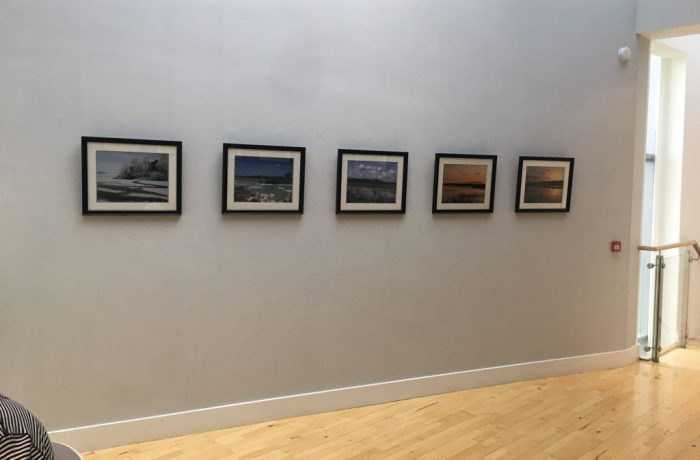 Photographs by Lynda Huxley at the Ballycroy Visitor Centre