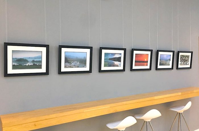 More of Lynda Huxley's photographs at the Ballycroy Visitor Centre Exhibition