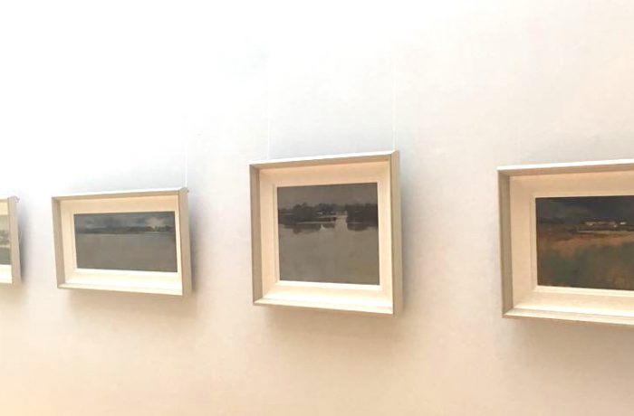 More of Dierdre Walsh's paintings at Ballycroy