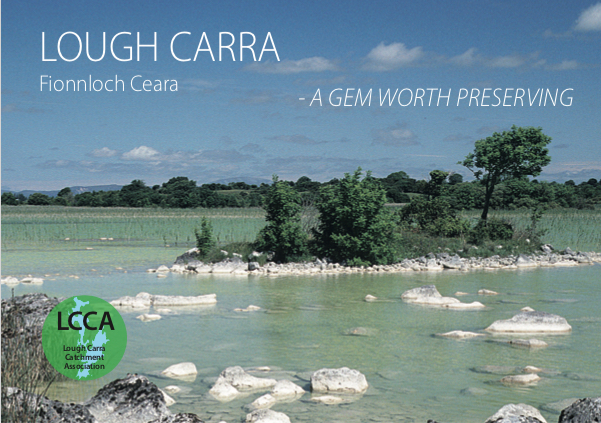 Cover of Lough Carra booklet