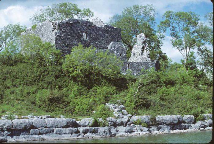 Castle Carra by Lynda Huxley