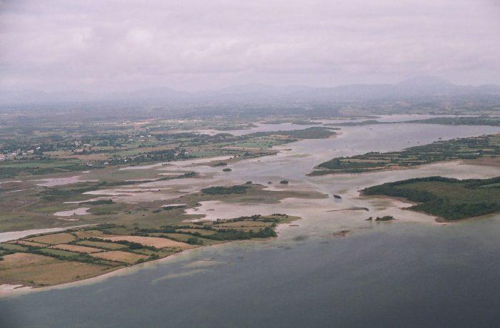 Kilkeeran Peninsula, Passage North to South Basin (2004) By Lynda Huxley
