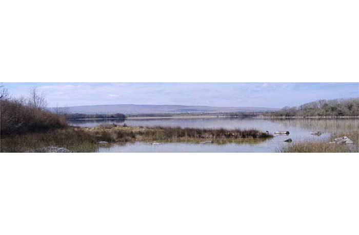 Lake View by Lynda Huxley