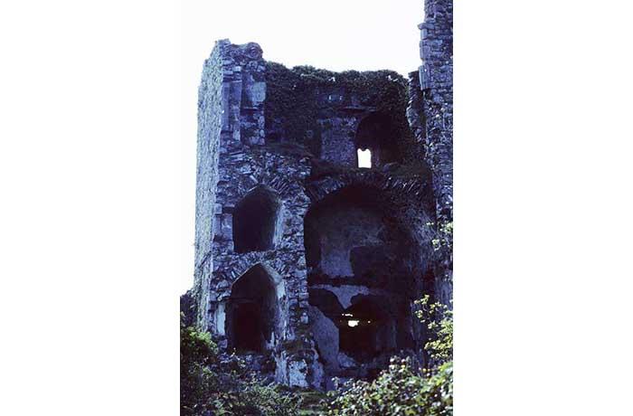 Castle Burke Interior by Lynda Huxley