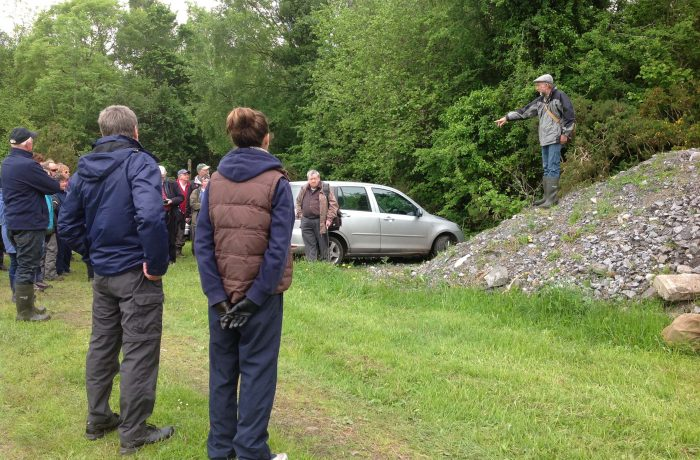Mayo Naturalists Field Club second outing on 24th May 2014 - 6 - by Tom Quinn