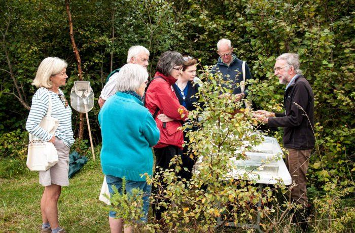 Chris Huxley's Heritage Day talk on Lough Carra