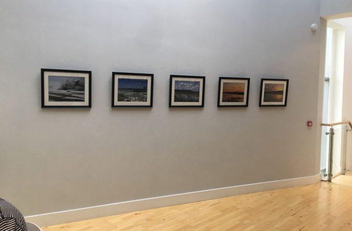 Photographs by Lynda Huxley at the Ballycroy Visitor Centre