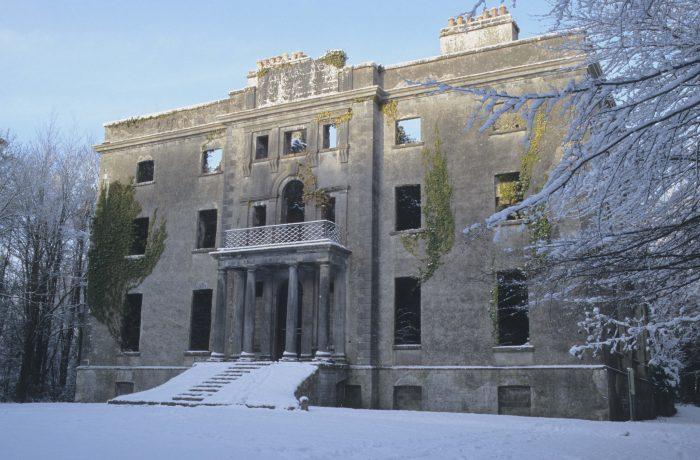 Moore Hall by Lynda Huxley